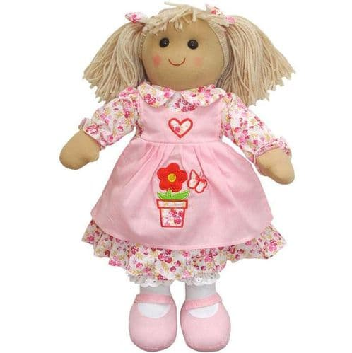 Flower Pot Rag Doll- 40cm