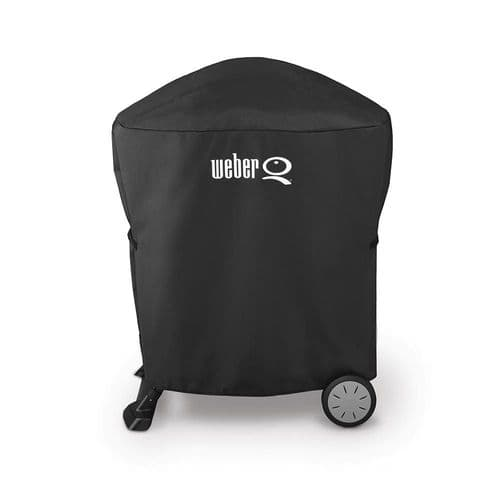 Q 100/1000/200/2000 with Stand/Portable Cart Premium Barbecue Cover