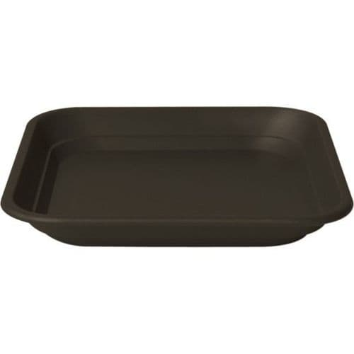Square Balconniere Tray - Black