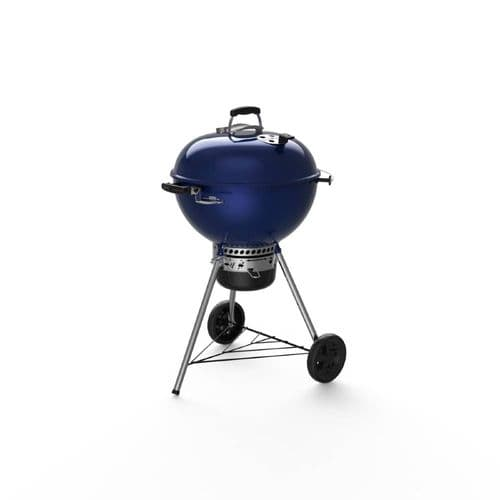 Weber  Master-Touch GBS C-5750 57cm Charcoal Barbecue - Ocean Blue