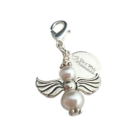 First Holy Communion Angel Charm