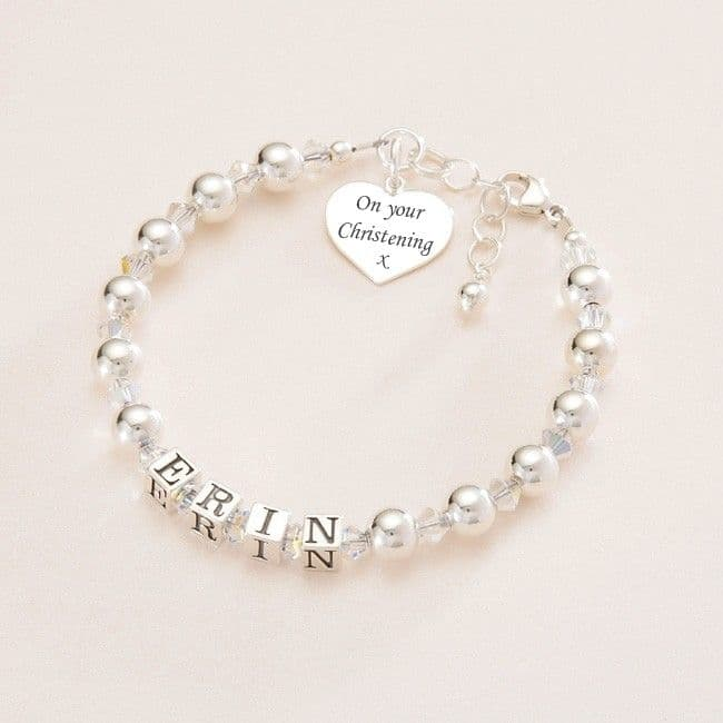 First Holy Communion or Christening Day Bracelet | Jewels 4 Girls
