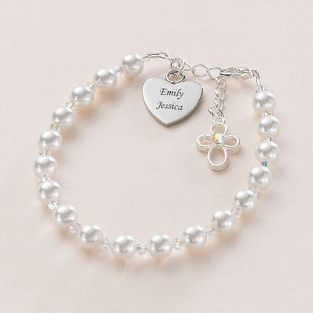 First Holy Communion, Personalised Bracelet
