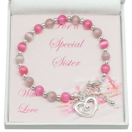 Girls Bracelet for Sister, Daughter etc
