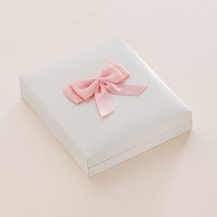 Leatherette Jewellery Gift Box - Small