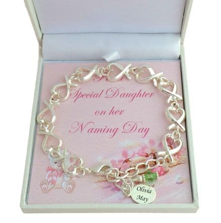 Naming Day Jewellery