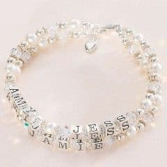 Personalised Bracelets £40 and Over