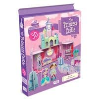 3D Princess Castle