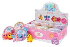 Super Clay Mini Tubs - Girls - Box of 12