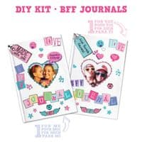 BmyBFF DIY Kits - Journals