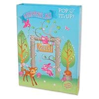 Colouring Set Enchanted Forest