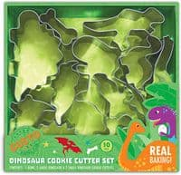 Dinosaur Cookie Cutters (10pc)
