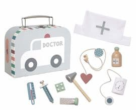 Doctor`s case silver