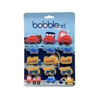 Erasers 12Pc Pack - Traffic