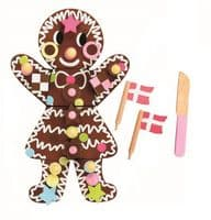 Gingerbread Lady - By MaMaMeMo