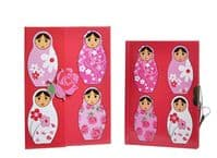 Packaged Diary - Babushka