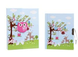 Packaged Diary - Woodland