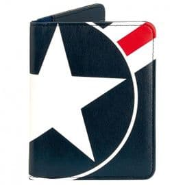 Passport Holder - Stars & Stripes