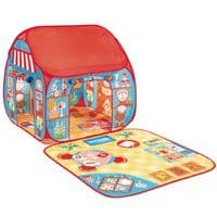 Restaurant Tent With Extra Playmat