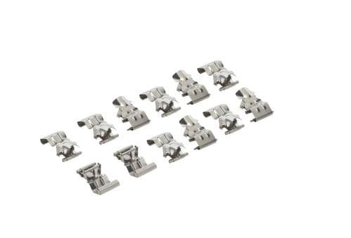 Saxby LED Anit Corrosive Twelve Pack Clip Accessory 66785 By Massive Lighting