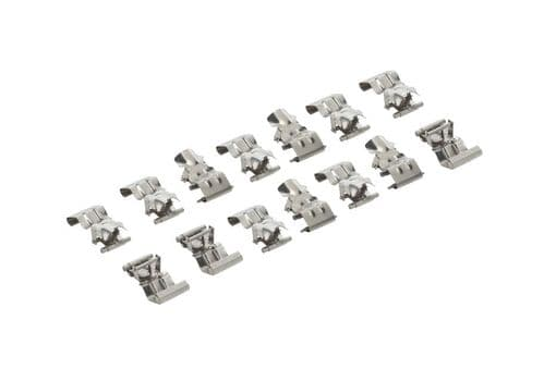 Saxby LED Anti Corrosive Fourteen Pack Clip Accessory 66786 By Massive Lighting