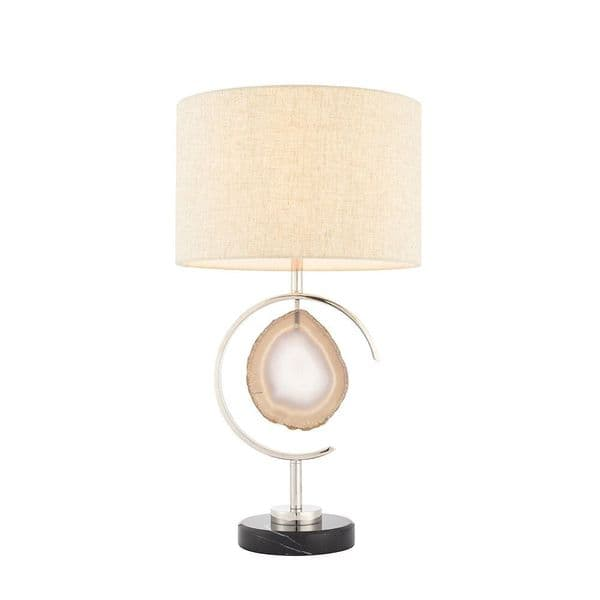 Endon Agate Table 40w SW 72802 By Massive Lighting