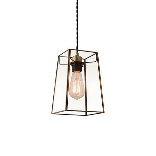 Endon Beaumont  Pendant Shade 60892 By Massive Lighting