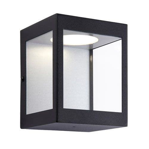 Endon Dean Wall IP44 11w Cool White 90413 By Massive Lighting