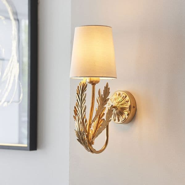 Endon Delphine Wall 95040 By Massive Lighting
