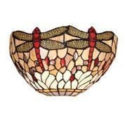 Endon Dragonfly Beige Wall 40w 64101 By Massive Lighting