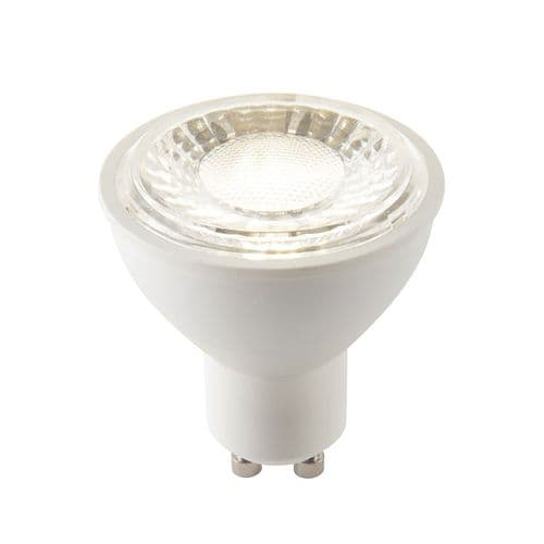 Endon GU10 LED SMD Dimmable 60 Degrees 97114 By Massive Lighting