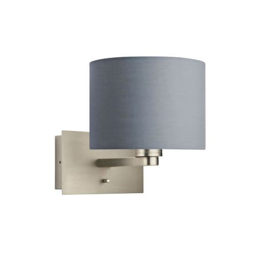 Endon Issac Cylinder Wall USB 79847 By Massive Lighting