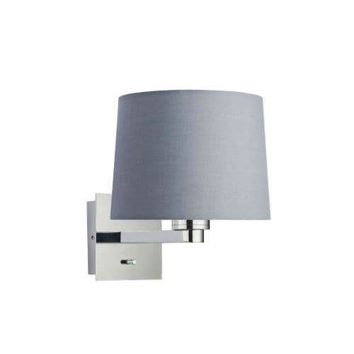 Endon Issac Taper Wall 78060 By Massive Lighting