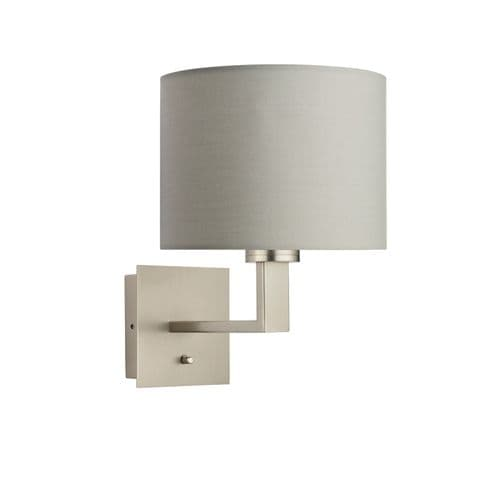 Endon Norton Cylinder Wall 92069 By Massive Lighting