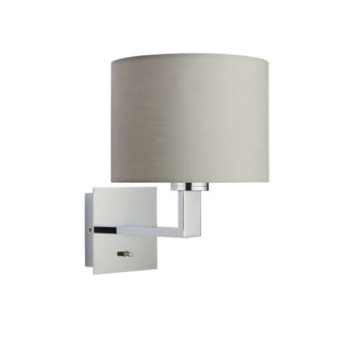Endon Norton Cylinder Wall 92080 By Massive Lighting