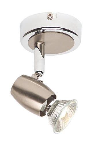 Endon Palermo 1lt Plate 50w  G5501077 By Massive Lighting