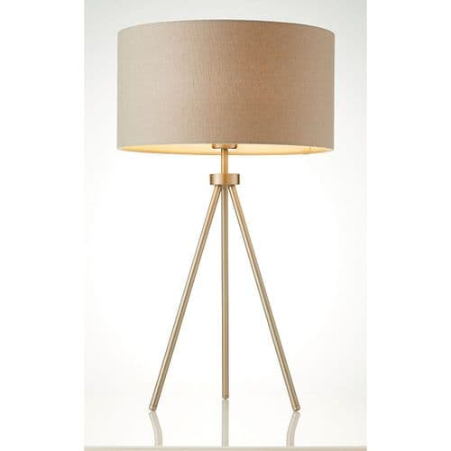 Endon Tri Table 0w SW 66986 By Massive Lighting