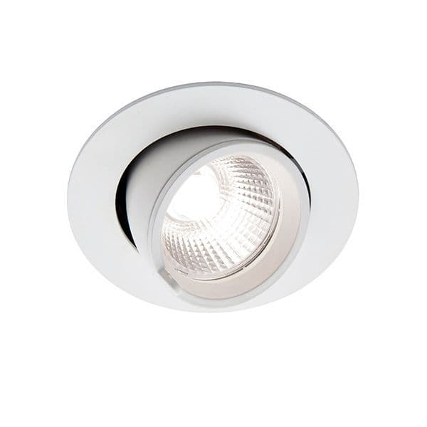 Saxby Axial Round 15w Cool White 78538 By Massive Lighting