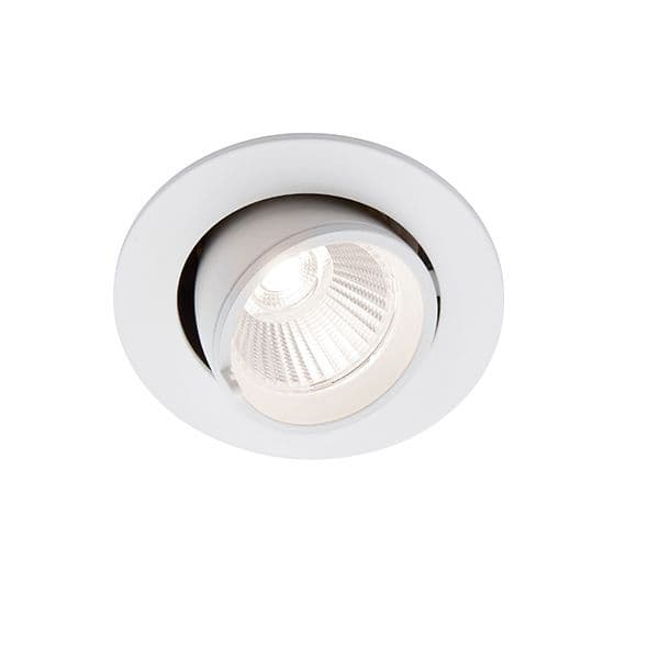 Saxby Axial Round 9w Cool White 78537 By Massive Lighting