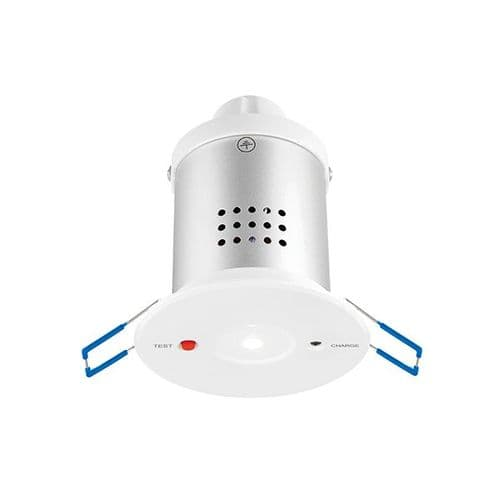 Saxby Cyclo 2 ENM 3w Daylight White 76383 By Massive Lighting