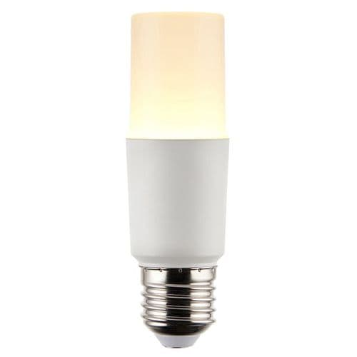 Saxby E27 LED Stick 8w Cool White 94349 By Massive Lighting