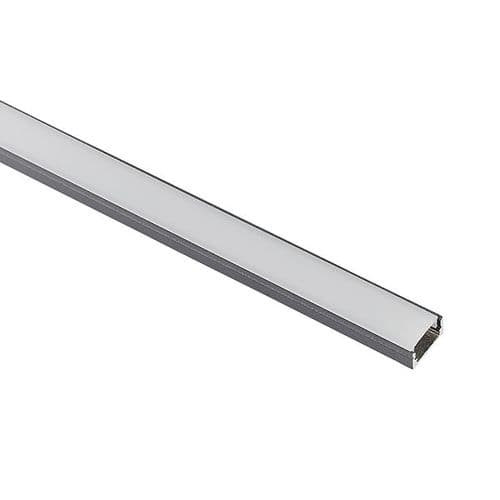 Saxby Extrusion Surface - Slim Black 94946 By Massive Lighting