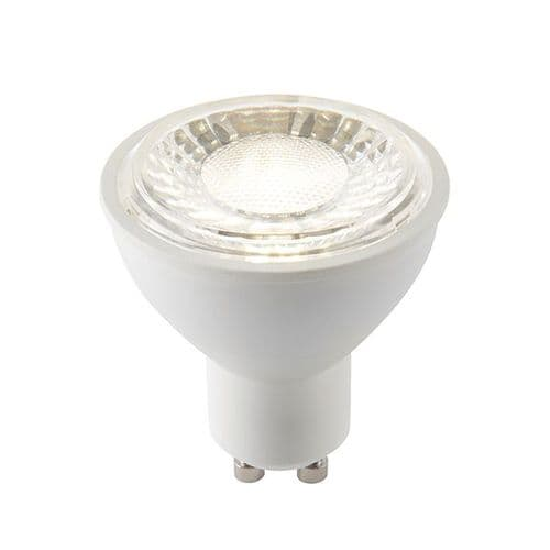 Saxby GU10 LED SMD 60 Degrees 7w Cool White 70258 By Massive Lighting