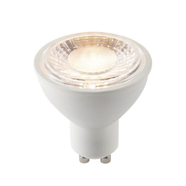 Saxby GU10 LED SMD 60 Degrees 7w Warm White 70257 By Massive Lighting