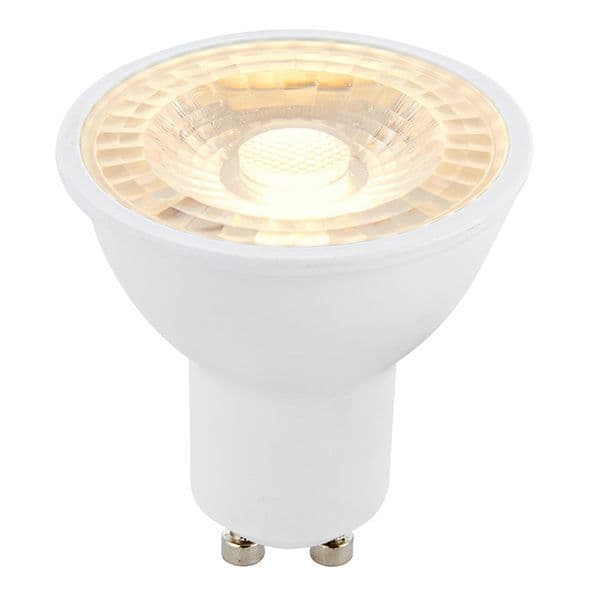 Saxby  GU10 LED SMD Beam Angle 38 Degrees 6w Warm White 78859 By Massive Lighting
