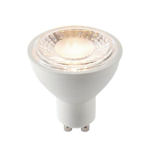 Saxby GU10 LED SMD Dimmable 60 Degrees 7w Warm White 70259 By Massive Lighting