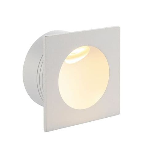 Saxby Hester IP65 2w Cool White 79193 By Massive Lighting