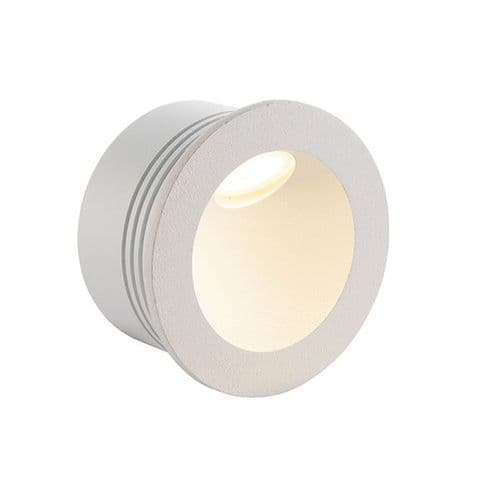 Saxby Hester IP65 2w Cool White 79194 By Massive Lighting