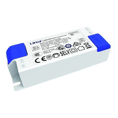 Saxby LED Driver Constant Current 14w 350mA 92506 By Massive Lighting