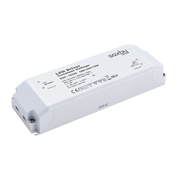 Saxby LED Driver Constant Voltage 24v 75w 79329 By Massive Lighting